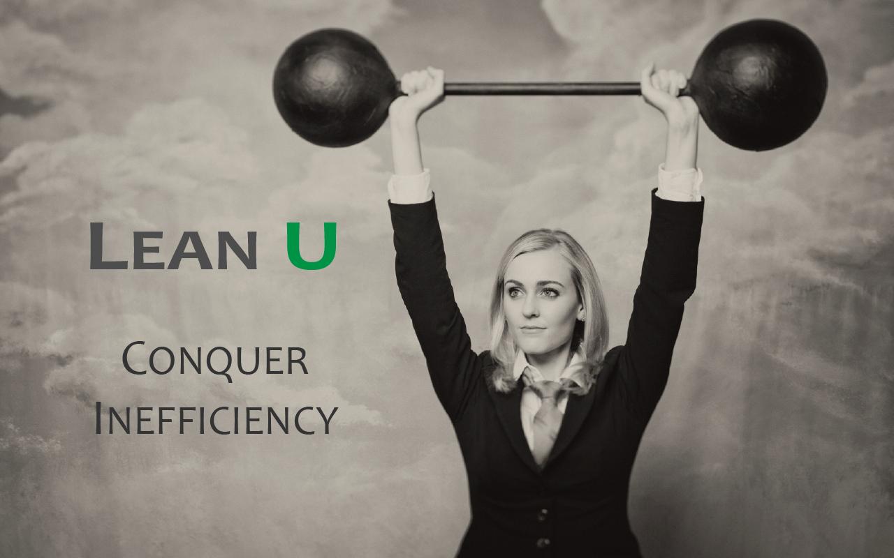 Lean U - Practical Process Improvement
